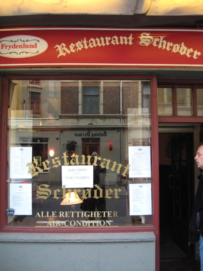 Schroder's Restaurant
