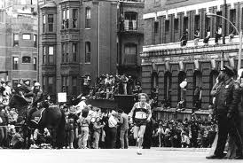 Third at Boston Marathon 1981 (Matthew Muise Photograhy)