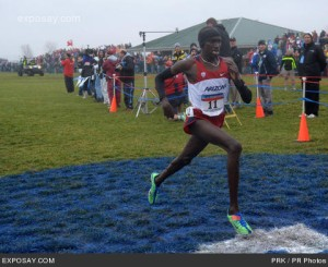 Lawi Lalang wins 2011 NCAA Cross Country title