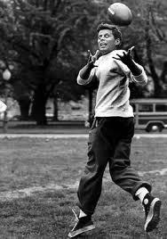 JFK in action