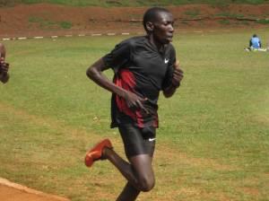 London Olympian Moses Masai