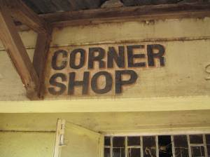 The Corner Shop in Ngong