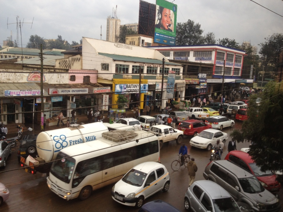 Rush Hour in Eldoret