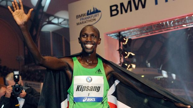 OLYMPIC BRONZE KIPSANG SAYS ALOHA HONOLULU