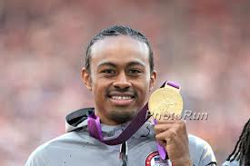 Oly champ Aries Merritt