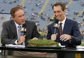 Al Michaels & Cris Collinsworth