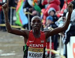 World Cross Champion Japhet Korir