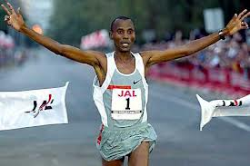 Jimmy Muindi, 7X Honolulu Marathon champion