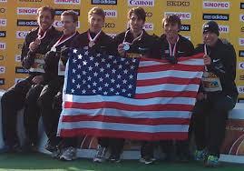 Team USA takes silver(courtesy LetsRun.com)