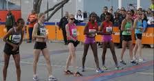 Pro Women's Start, LA 2013