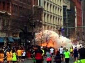 Boston Scarred by Terror