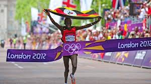 Stephen Kiprotich, Olympic Champ