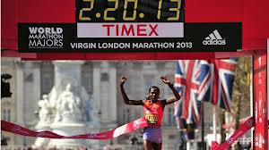 Priscah Jeptoo in 2:20:15