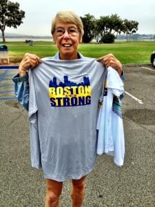 Kathy Loper - Boston Strong