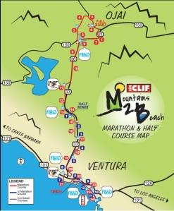 Ventura course map