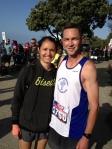 Half Runner-Up Derek Delancey & wife Allison