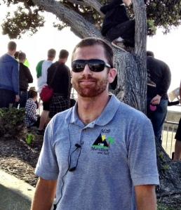 M2B Marathon Director Ben Dewitt