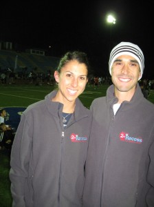 Natasha LaBeaud & Marco Anzure of 2nd Recess