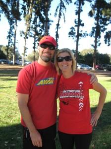 Trent's Parents BIll & Nicole Pearson