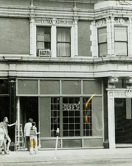 Duff's Preps to Open 1972