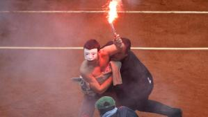 French Open Protest