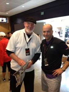 Bruce Walton (l) & Scott Dickey of CGI
