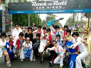 RnR 2013 Running Elvi