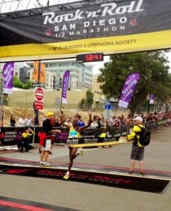 Bernard Koech, Fastest Half in U.S. History