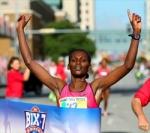 Ethiopia's Sule Utura takes Bix win
