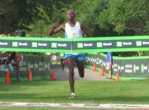 2011 Champ, Micah Kogo