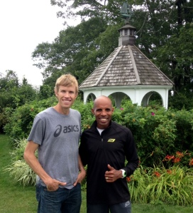Fast Friends, Ryan Hall & Meb Keflizighi