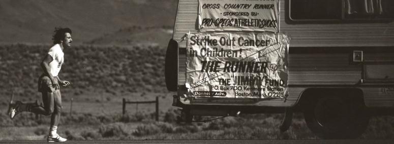 Dave McGillivray Run Across America 1978