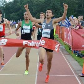 3:52 miler David Torrence