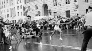 German Silva takes wrong turn at `94 NYC Marathon