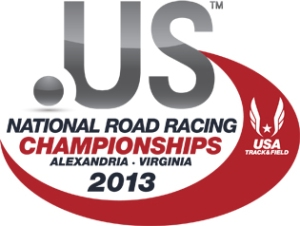 .US National Road Racing Champs Logo
