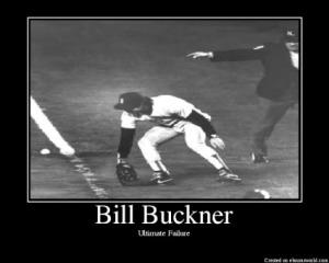 Buckner's Tragic Error