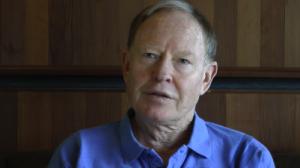 Coach Bob Larsen