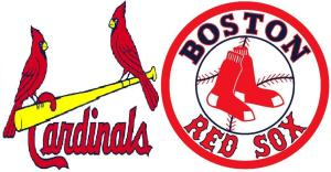 Cardinals v Red Sox 2013