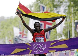 Stephen Kiprotich, 2012 Olympic Champion