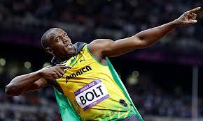"Usain ""Lightning"" Bolt"