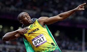 "Usain ""Lightning"" Bolt"