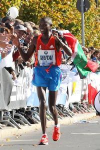 Geoffrey Mutai tunes up for New York in Udine Half Marathon in Italy