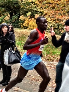Biwott still in 2nd