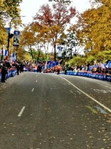 Final 100 meters