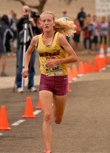 Simi Valley's Sarah Baxter, 2X NXN Champion