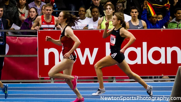 Galen Rupp turns fan watching Mary Cain kick for home at NBIGP