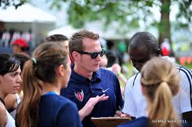 Jim Estes, USATF Director of Events