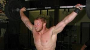 CrossFitter Kevin Ogar