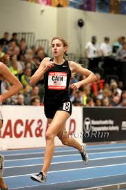 Mary Cain runs U.S. high school 2-Mile record in Boston 2013, 9:38.78