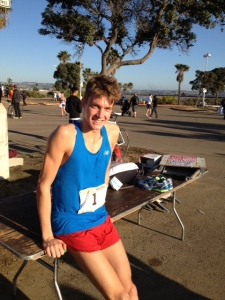 Lukas after Super Run win in San Diego